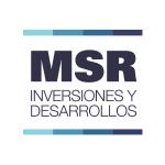 Logo MSR inversiones y desarrollos